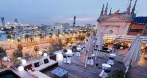Rooftop Barcelone