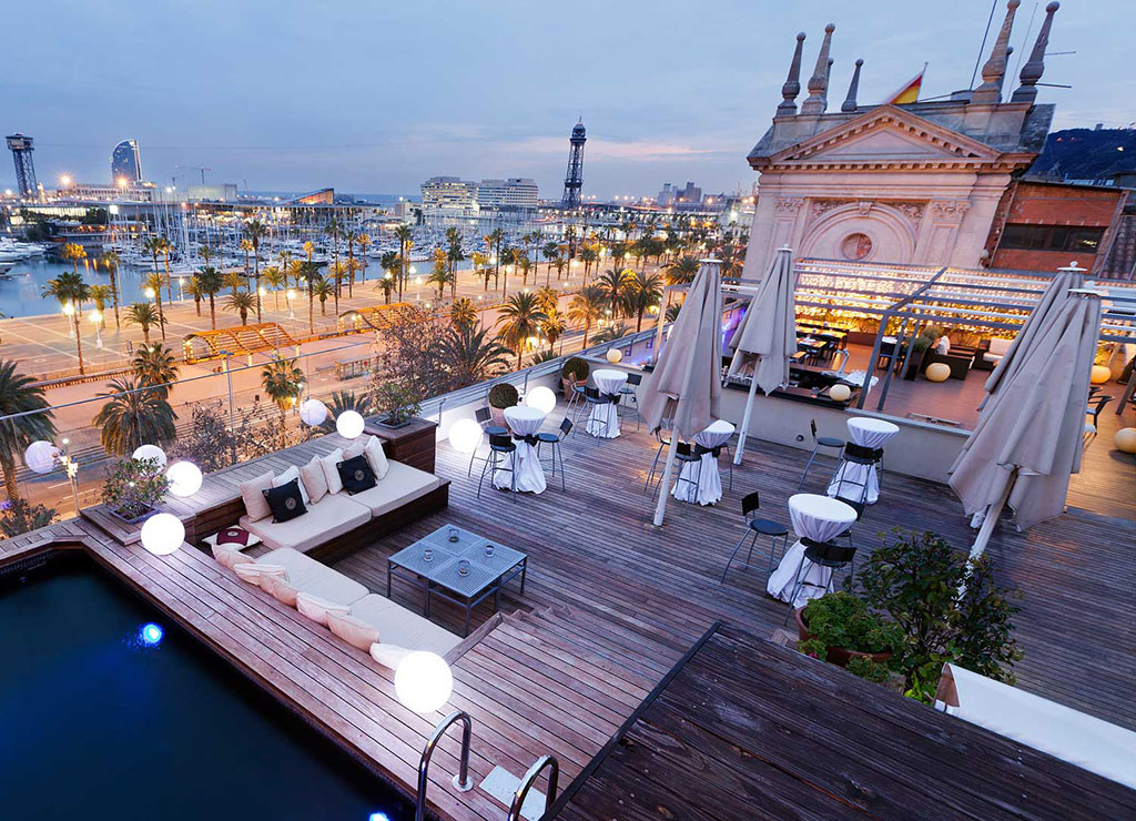 Rooftop Barcelone