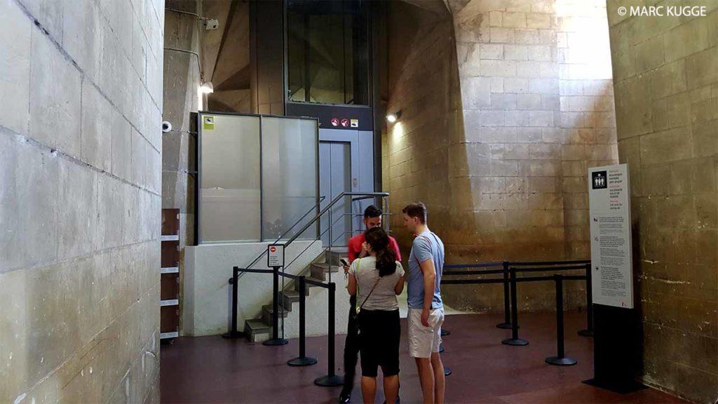 Sagrada Familia : Horaires d'ouvertures 2018