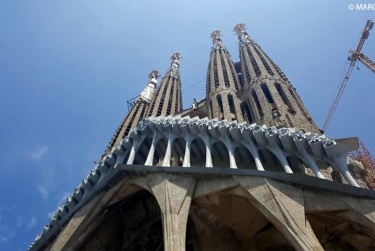 Sagrada Familia : Billets coupe-file