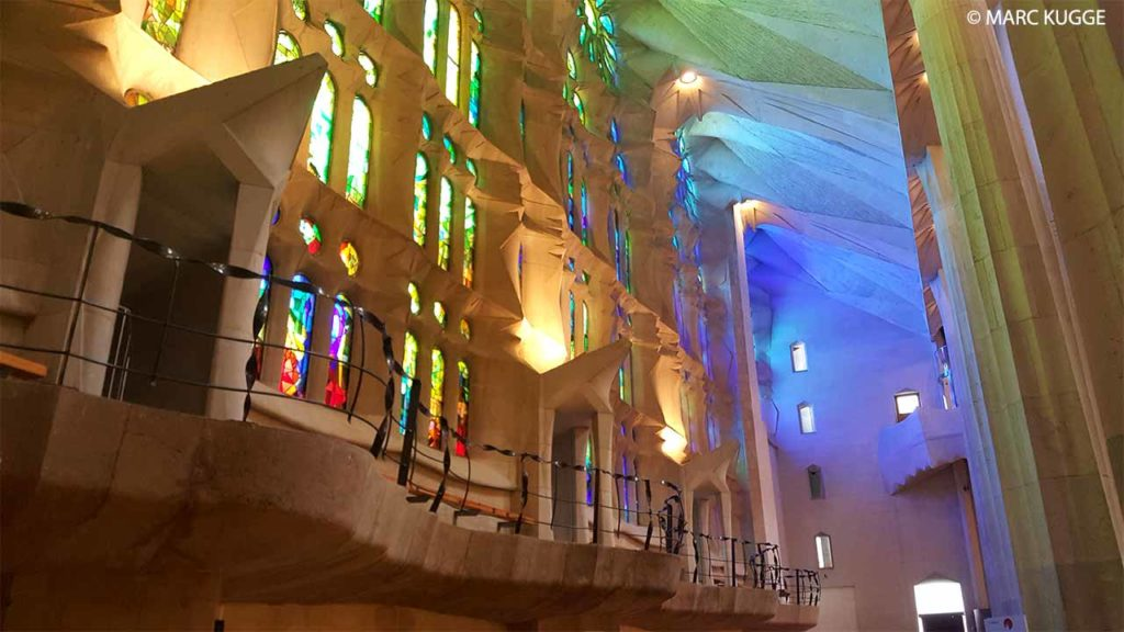 Sagrada Familia : Billets coupe-file