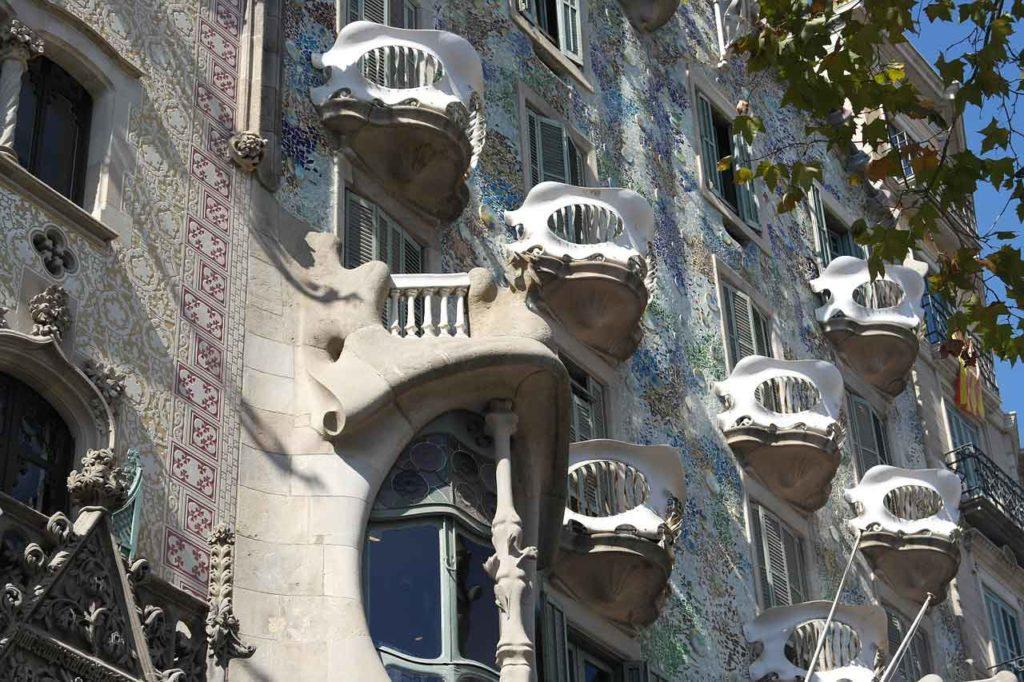 Casa Batlló : Horaires d'ouverture